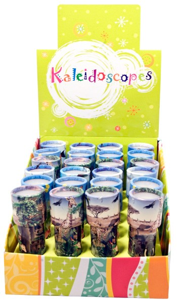 Kaleidoscope Display - Medium (24/display)