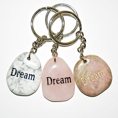 Wish Stone Keychains - Dream (6)