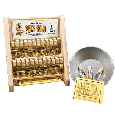 23k Gold Vial Display (50/display)