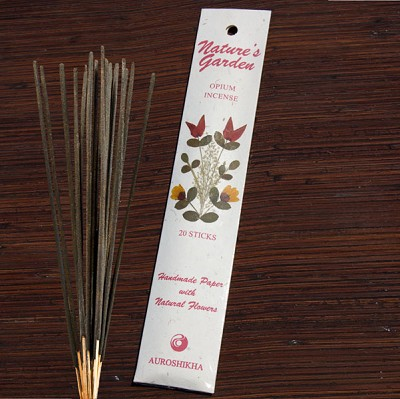 Natures Garden Incense Sticks - Opium (5)