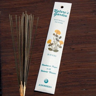 Natures Garden Incense Sticks - Patchouli (5)