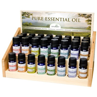 Zenature Essential Oil - Display 5 ml - Original Matrix (32/Display)