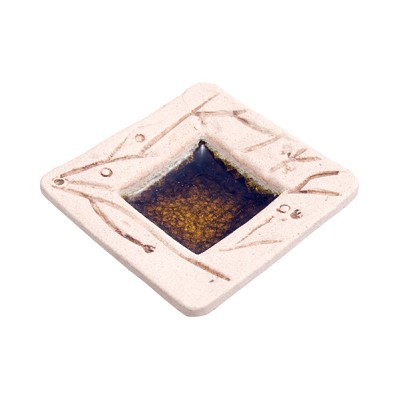 Ceramic Incense Burning Dish