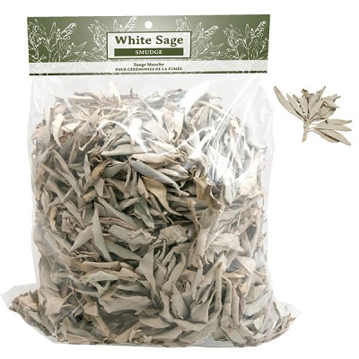 Zenature White Sage Loose - Large (1 lb)