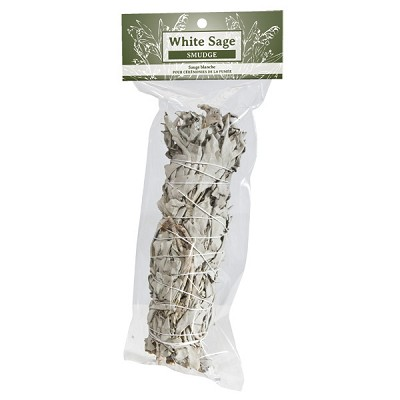 Zenature White Sage Stick - Large (8 inch) (3)
