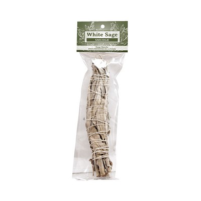 Zenature White Sage Stick - 4 inch (3)