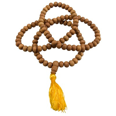 Japa Mala Necklace - Sandalwood