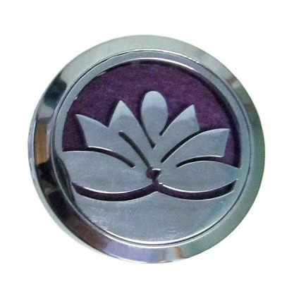 Aromatherapy Car Clip - Lotus
