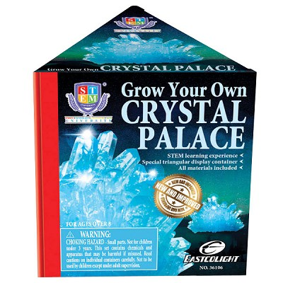 Crystal Growing Kit - Blue