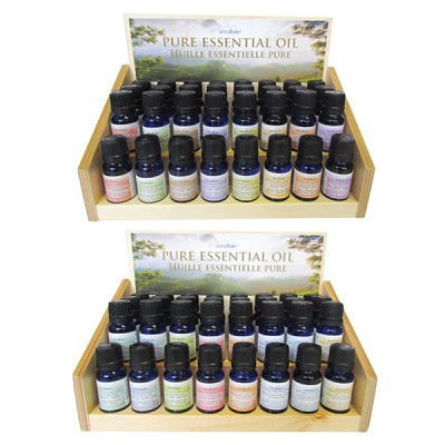 Zenature Essential Oil - Display 10 ml - All Scents (64/Display)
