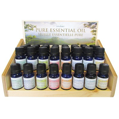 Zenature Essential Oil - Display 10 ml - Blends Matrix (32/Display)