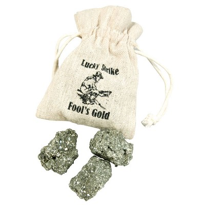 Fools Gold Pyrite Pouch (12)