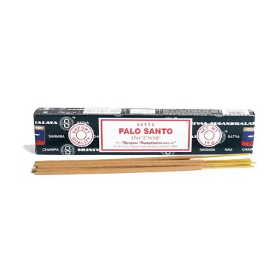 Satya Incense Sticks - Palo Santo (12)