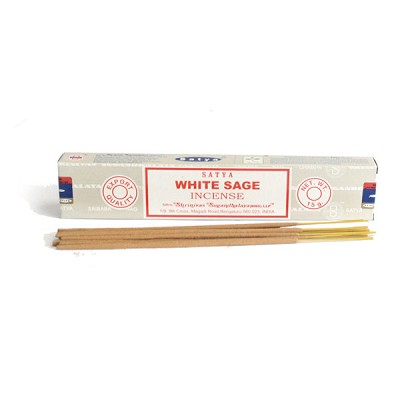 Satya Incense Sticks - White Sage (12)