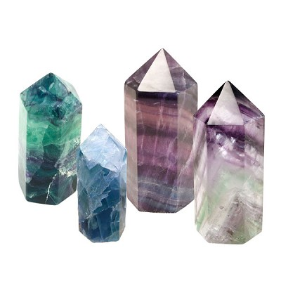 Polished Point Request - Fluorite
