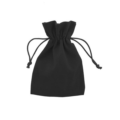Velvet Gem Bags - Black Small (12)