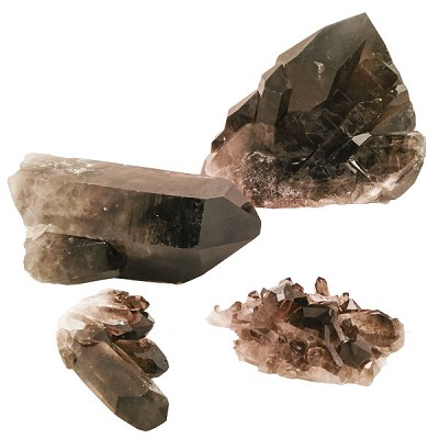 Crystal Specimen Request - Smokey Quartz