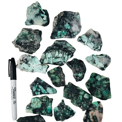 Emerald Polished Slab