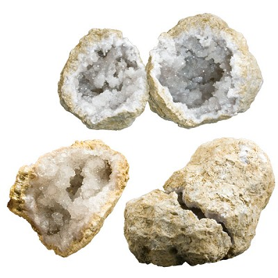 Mineral Specimen Request - Cracked Geodes