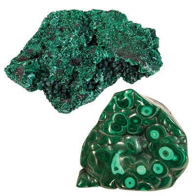 Mineral Specimen Request - Malachite