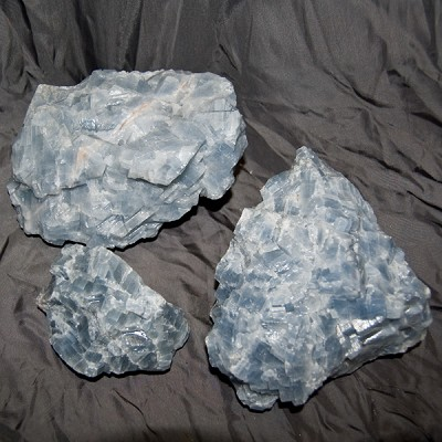Mineral Request - Blue Calcite