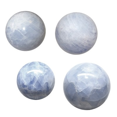 Gemstone Sphere Request - Blue Quartz