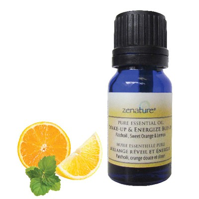 Zenature Essential Oil - Wake Up and Energize Blend 5 ml